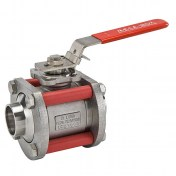 Meca-Inox Ball Valve PS4