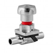SED Diaphragm valves type Steripur 206