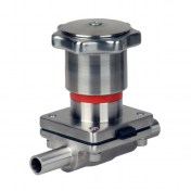 SED Diaphragm valves type Steripur 397