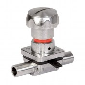 SED Diaphragm valves type Steripur 297